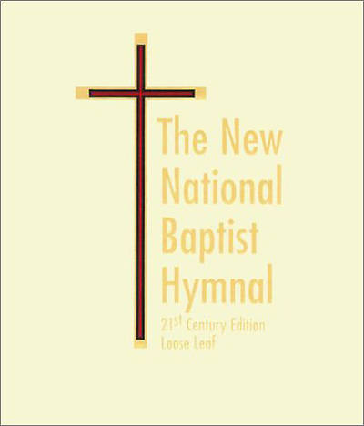 Picture of New National Baptist Hymnal 21st Century - Loose-leaf Edition