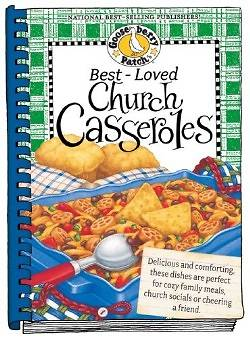 Best-Loved Church Casseroles Cookbook