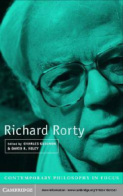 Richard Rorty [Adobe Ebook]