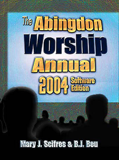Abingdon Worship Annual 2004 - eBook [Adobe]