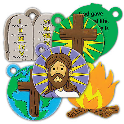 Concordia Vacation Bible School 2013 Tell It On The Mountain Tell It Collectibles (5 pack)