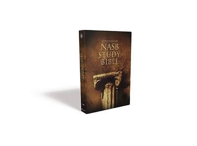Picture of Zondervan New American Standard Study Bible NASB