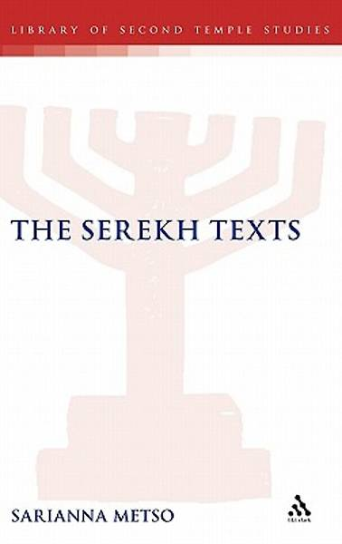 The Serekh Texts