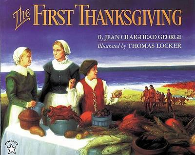 Picture of The First Thanksgiving