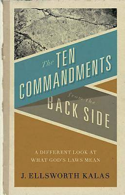 Picture of The Ten Commandments from the Back Side - eBook [ePub]