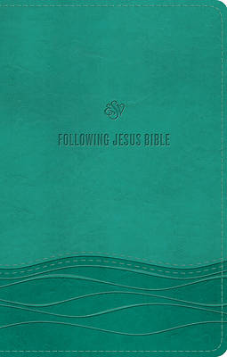 Picture of ESV Following Jesus Bible (Trutone, Teal)