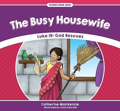 Picture of The Busy Housewife