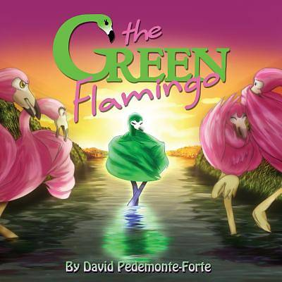 Picture of The Green Flamingo