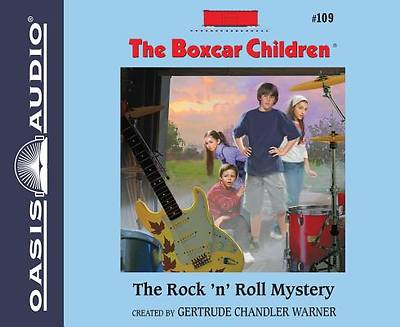 Picture of The Rock N Roll Mystery (Library Edition)
