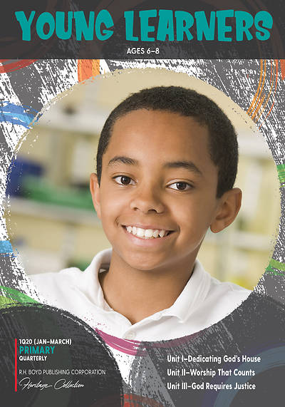 Picture of RH Boyd Ages 6-8 Young Learners Qrt 1 January-March 2020