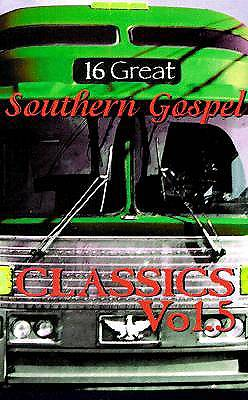 Picture of 16 Great Southern Gospel Classics; Volume 5
