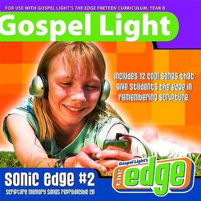 Picture of Gospel Light Preteen Grade 5-6 Sonic Edge Music CD Year B