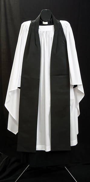 MENS SURPLICE-OLD ENGLISH 56""