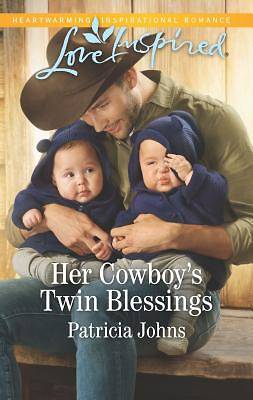 Her Cowboys Twin Blessings