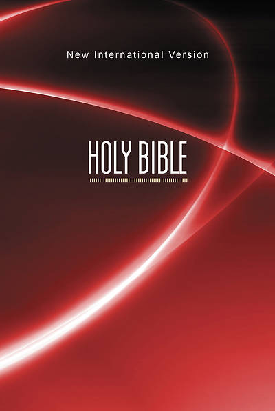 NIV Compact Bible - Red 2011 Edition