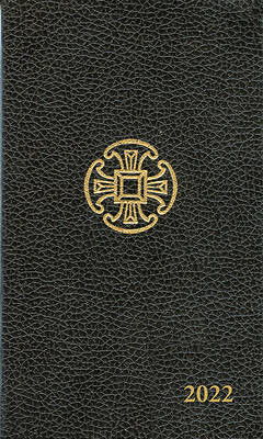 Picture of 2022 Christian Pocket Diary