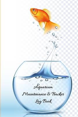 Picture of Aquarium Maintenance & Tracker Log Book