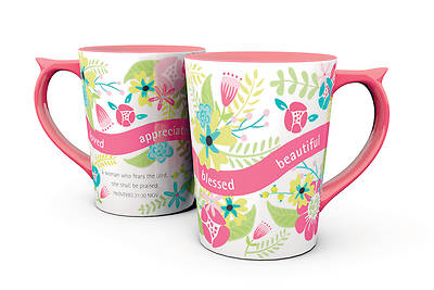 Picture of Beautiful Beyond Words - Mug