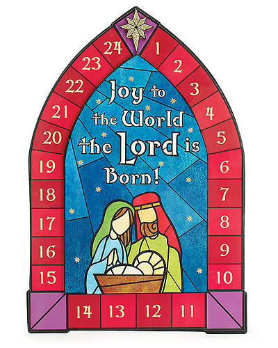 Joy to the World Metal Advent Calendar