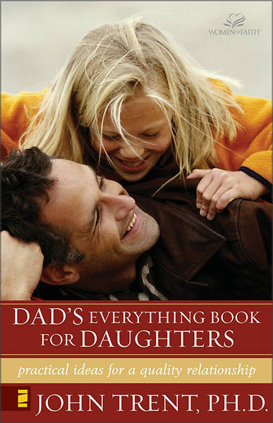 Dads Everything Book for Daughters
