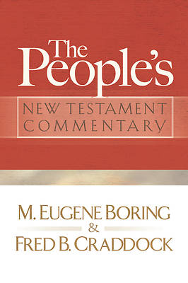 Picture of The People's New Testament Commentary