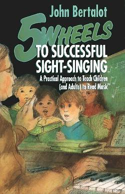Picture of 5 Wheels to Successful Sight-Singing