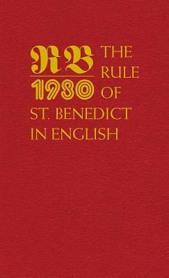 Picture of The Rule of St. Benedict in English