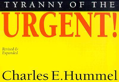 Picture of Tyranny of the Urgent (Pkg of 5)