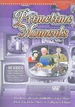 Primetime Moments, Volume 1 DVD