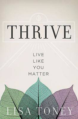 Thrive - eBook [ePub]