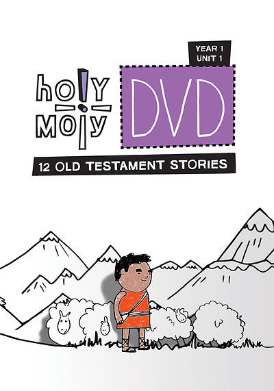 Picture of Holy Moly Grades K-4 DVD Year 1 Unit 1
