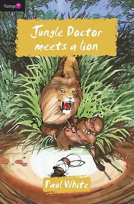 Picture of Jungle Doctor Meets a Lion