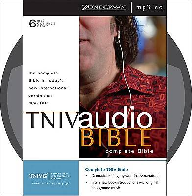 Picture of TNIV Audio Bible