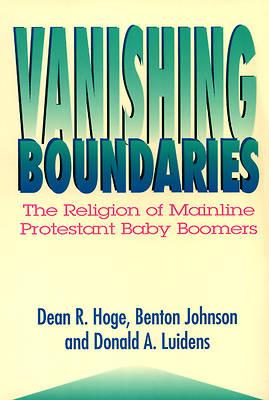 Picture of Vanishing Boundaries