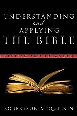 Picture of Understanding and Applying the Bible Revised and Updated