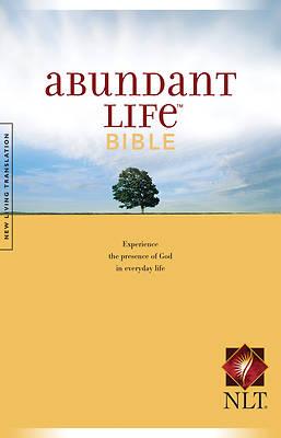 Picture of Bible NLT Abundant Life