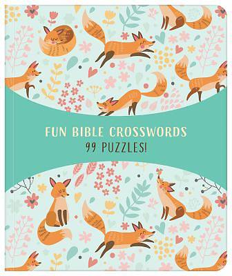 Picture of Fun Bible Crosswords