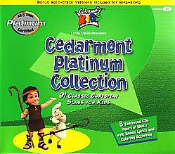 Cedarmont Platinum Collection CD