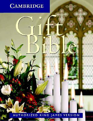 Picture of Gift Bible-KJV