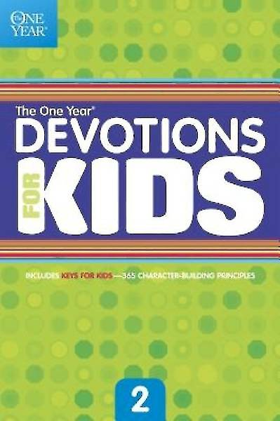 The One Year Devotions for Kids #2 [ePub Ebook]