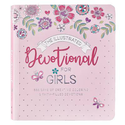 Picture of Illustrated Devotional for Girls Softcover