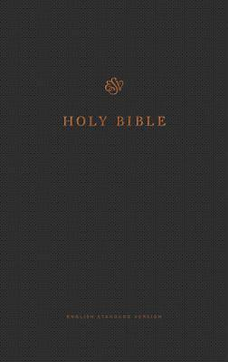 ESV Thinline Bible (Press-Grain Paperback)
