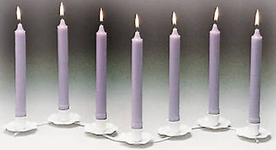 Tenebrae Refill Candles
