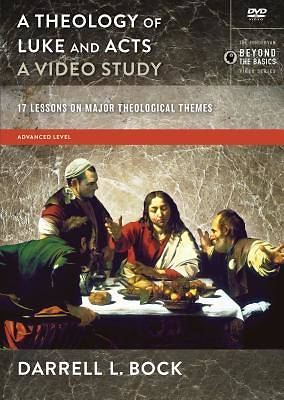 Picture of A Theology of Luke and Acts, a Video Study