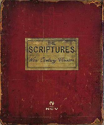 Scriptures Bible-Ncv-Single Column
