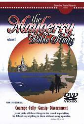 Mayberry Bible Study Volume 3 DVD Leader
