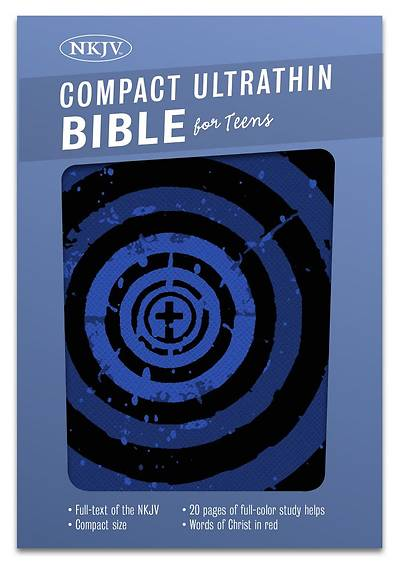Compact Ultrathin Bible for Teens-NKJV