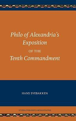 Philo of Alexandrias Exposition of the Tenth Commandment