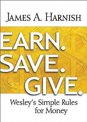 Picture of Earn. Save. Give.