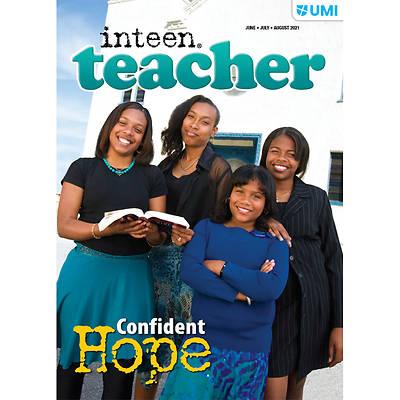 Picture of UMI Inteen Teacher Summer 2021